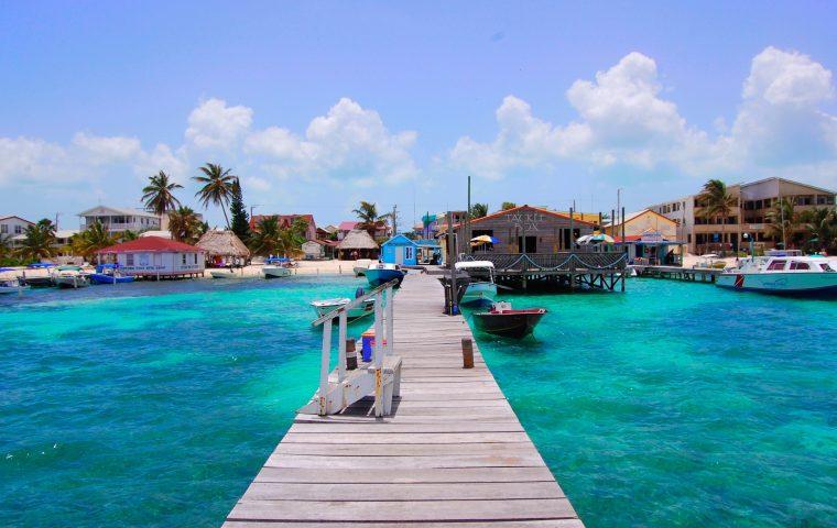 Underwater adventures in Belize